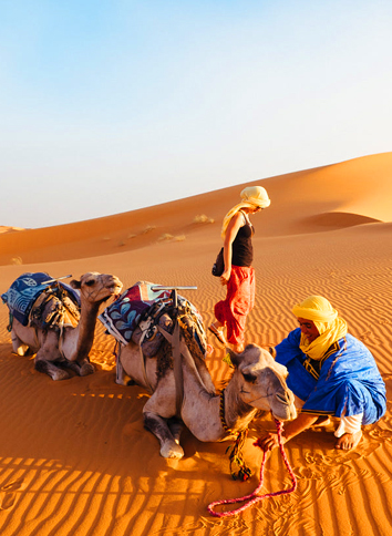 Package 16 Days Tour Extra Around Morocco